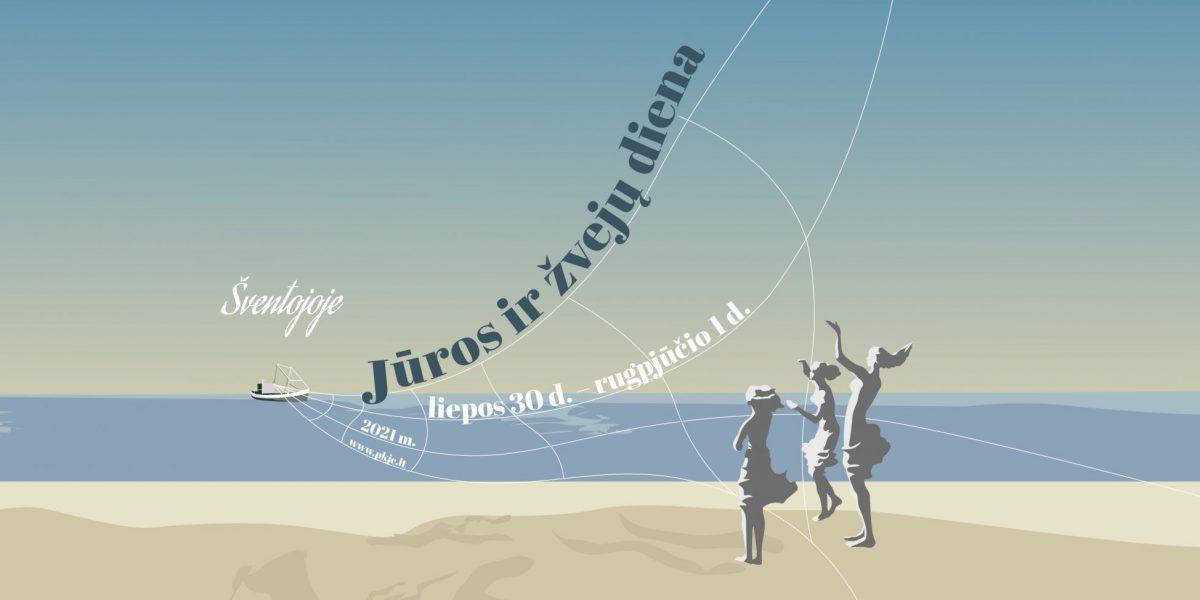 Jūros ir žvejų diena Šventojoje 2021